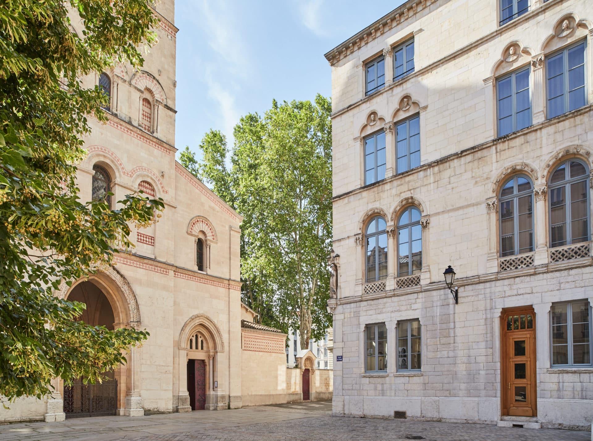 Hôtel de l'Abbaye d'Ainay à Lyon 2