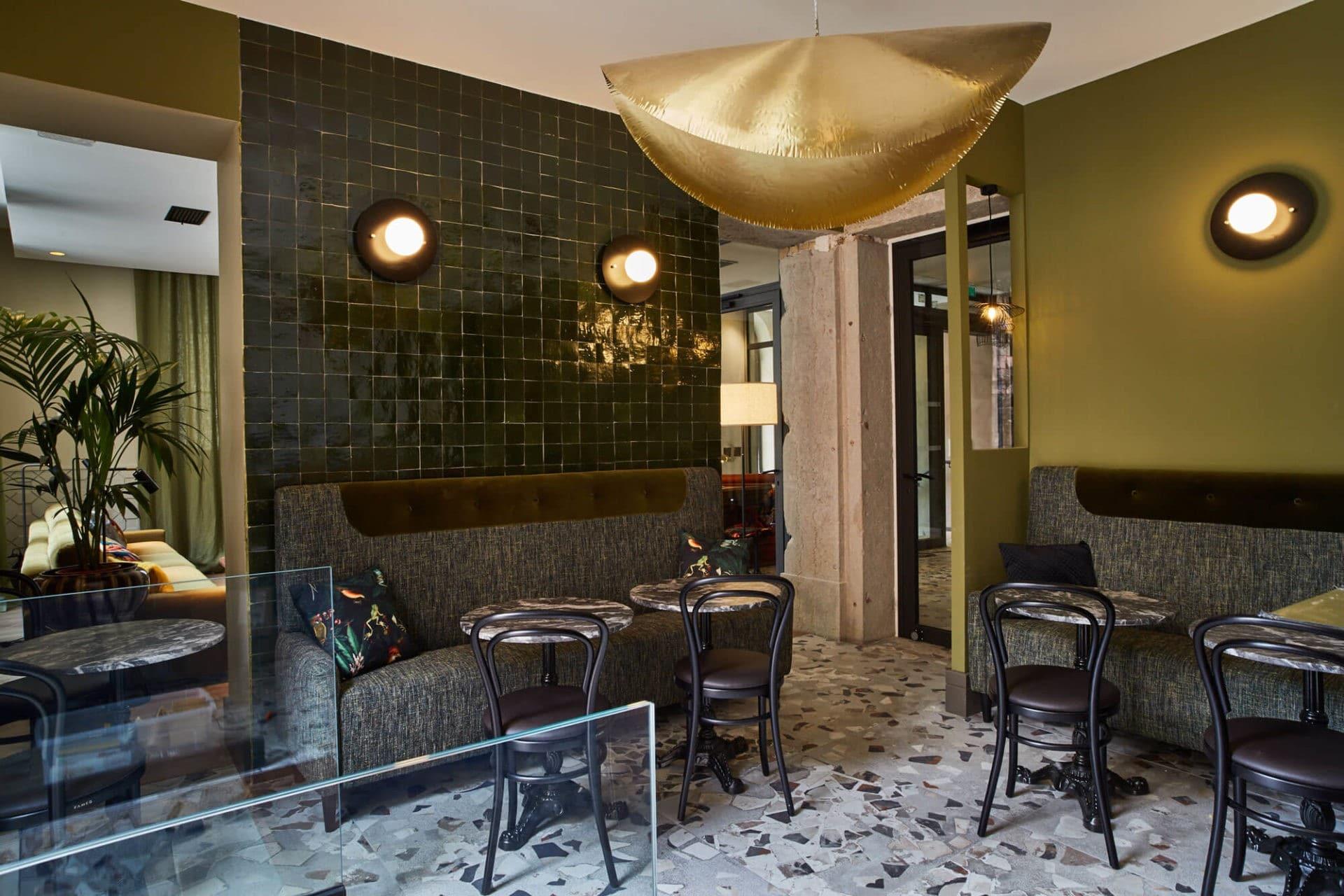Bar Restaurant L'Artichaut dans le Quartier d'Ainay - Lyon 2