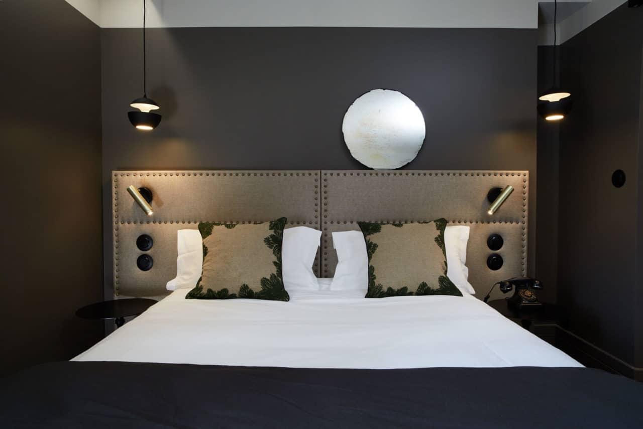 Chambre déco très confortable - L'Écrin
