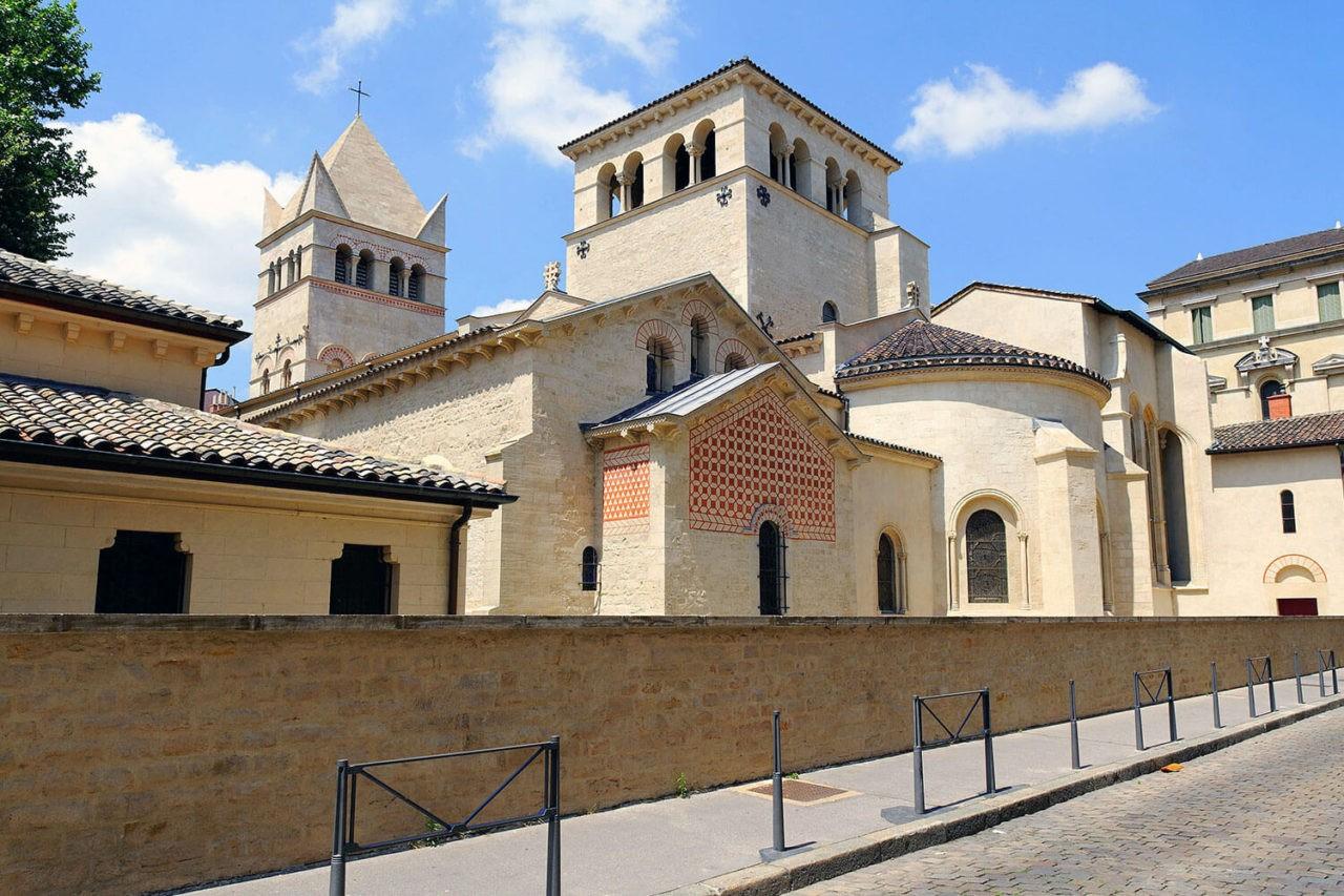 Abbaye d'Ainay - Basilique Saint Martin - Lyon 2