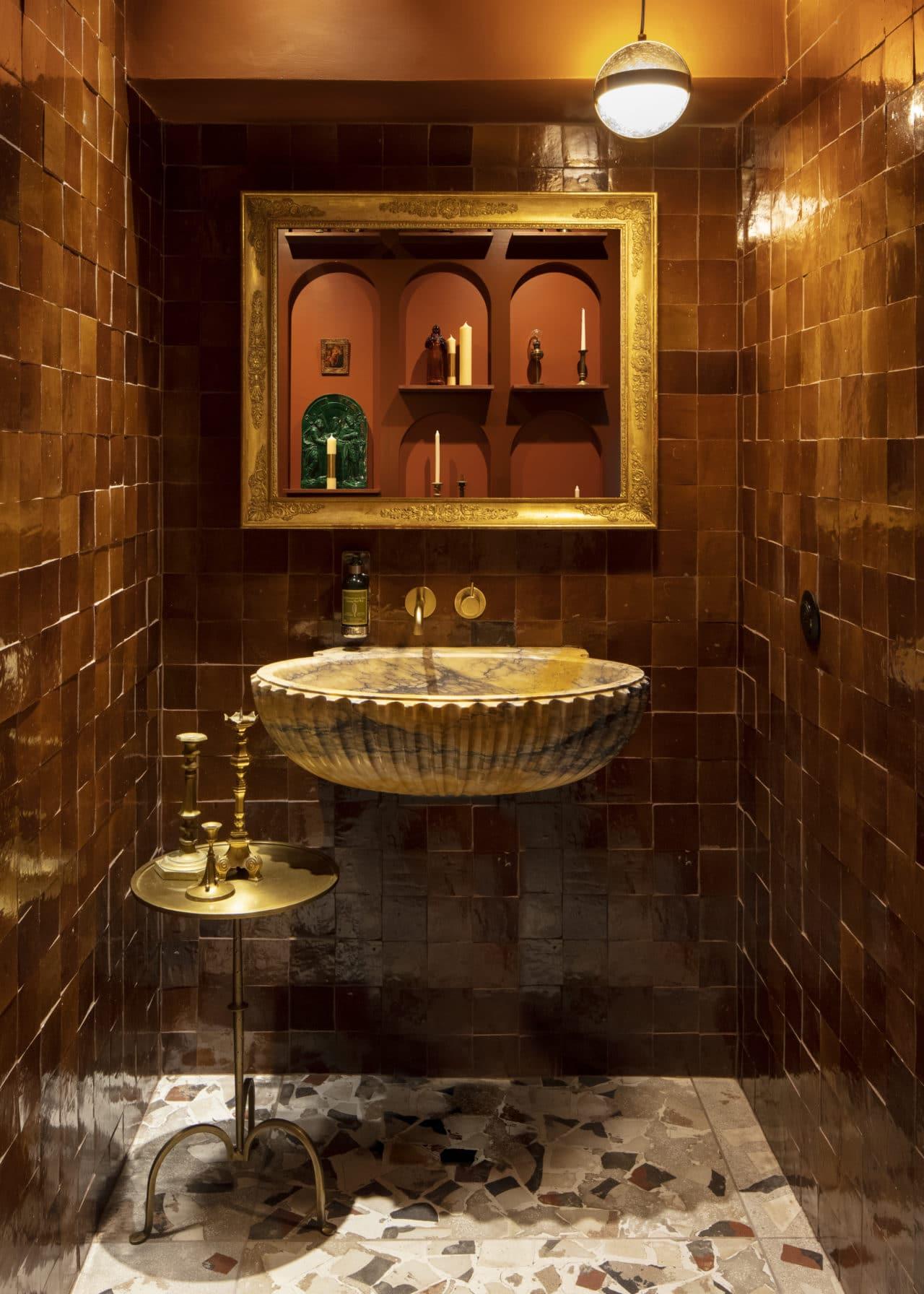 Hôtel abbaye lyon décoration