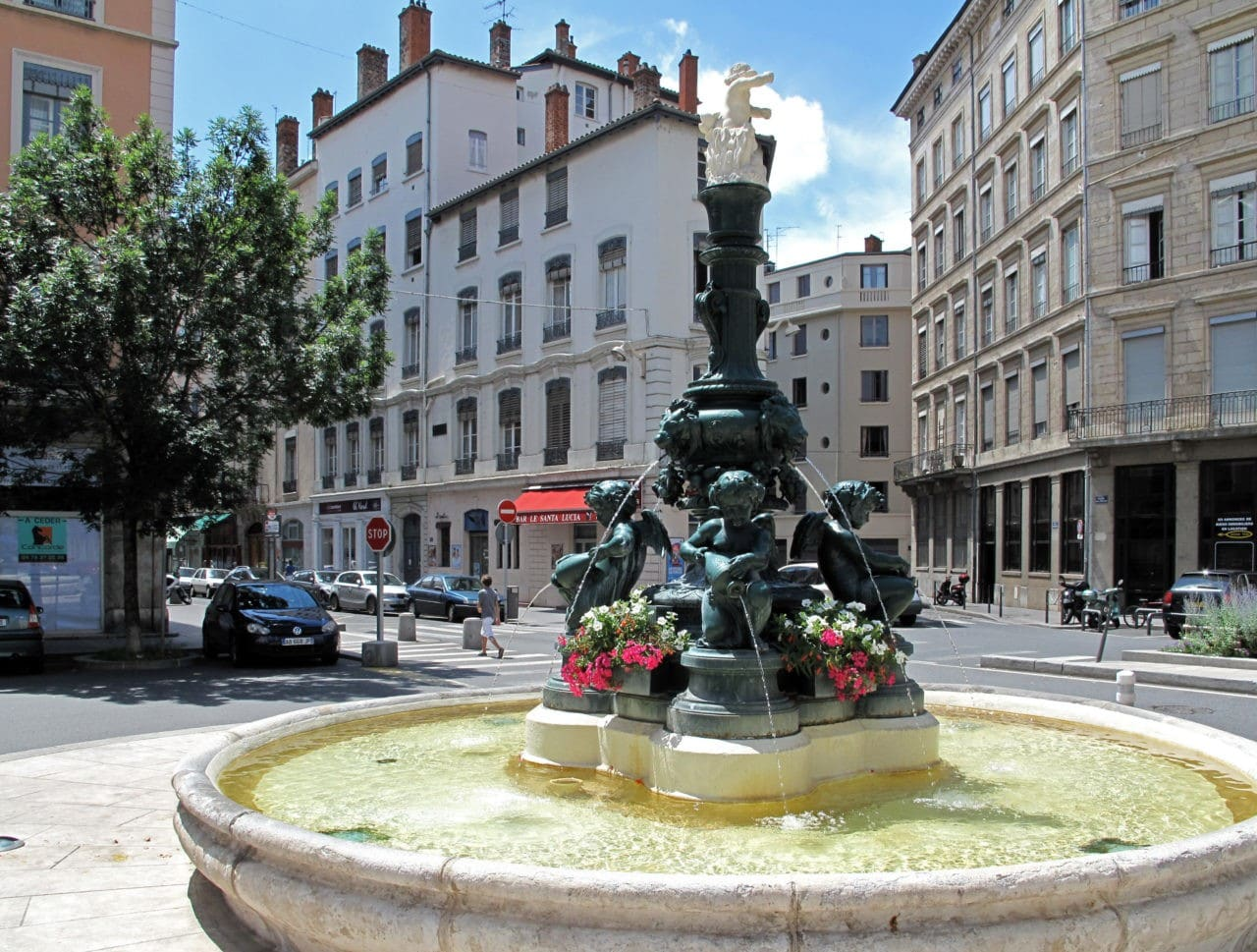 place Antoine Vollon