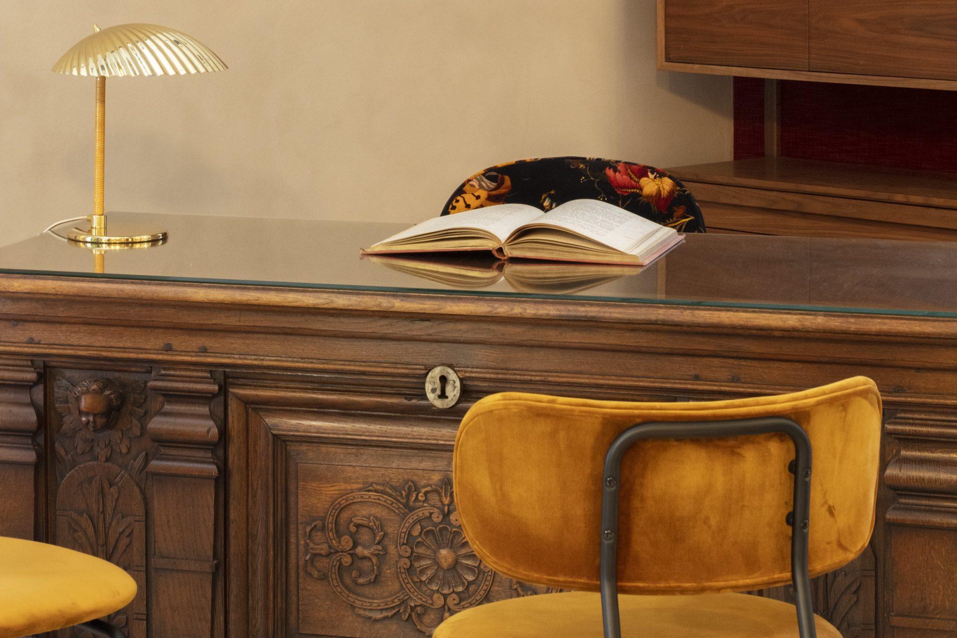 conciergerie hotel de l'abbaye lyon