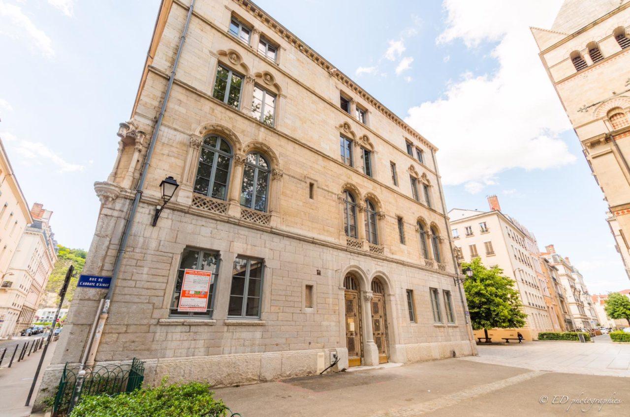 Quartier et histoire hotel de l'abbaye